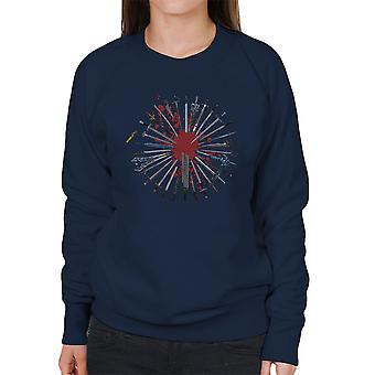 Fantasy Sword Collection Women's Sweatshirt