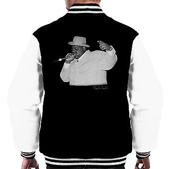 Notorious BIG Meadowlands 1995 mężczyzn uniwerek kurtka