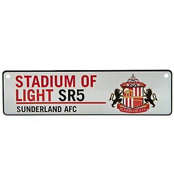 Sunderland vindu tegn
