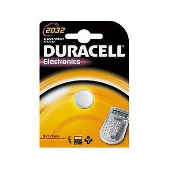 Duracell 2032 Knopfzelle Batterie
