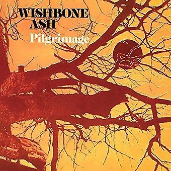Wishbone Ash - pilgrimsrejse [CD] USA importerer