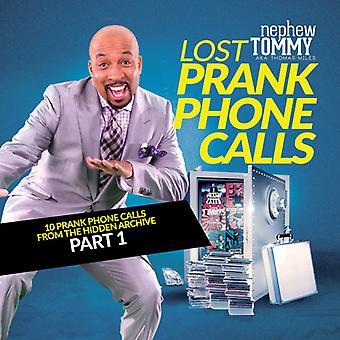Nevø Tommy - mistede Prank telefonopkald Del1 [CD] USA import