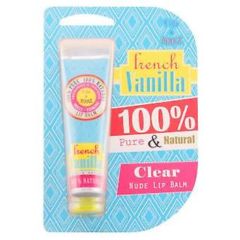 Figs & Rouge French Vanilla Lip Balm Tins Clear (Cosmética , Facial , Bálsamo labial)