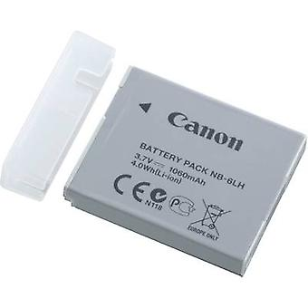 Camera battery Canon replaces original battery NB-6L, NB-6LH 3.7 V