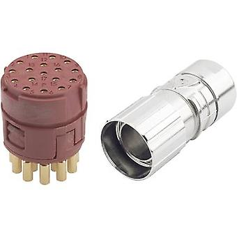 LappKabel 75009706 EPIC® KIT M23 D6 17-POL FEMALE EPIC Plug Connector M23 17 Pins In Set 7 A