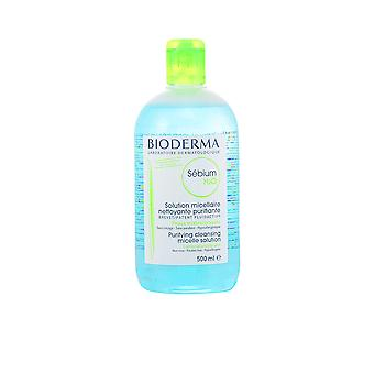 Bioderma Sebium H2o Solution Micellaire 500ml New Unisex Sealed Boxed