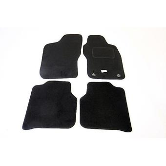 Fully Tailored Car Floor Mats - Fiat BRAVA 1995-2002 Black