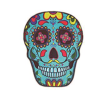 Beach towel sugar skull skull Mexico towel sheets 150 cm