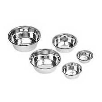 Nayeco Standard 4.0 L stainless Trough (Dogs , Bowls, Feeders & Water Dispensers)