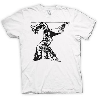 Camiseta mujer - breakdance Hip Hop - BW