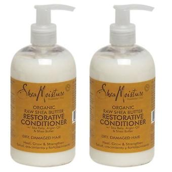 Shea moisture Raw Shea Butter Restorative Conditioner 12 Oz.