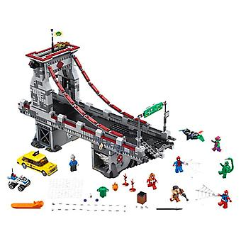76057 LEGO Spider-Man: Web Warriors Ultimate Ponte gioco