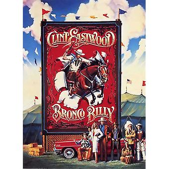 Bronco Billy Movie Poster (11 x 17)
