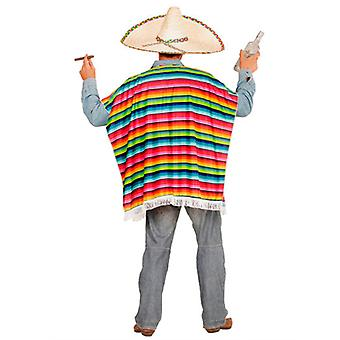 Disfraz de mexicano - adulto