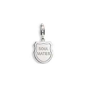 ESPRIT pendant of charms silver soul mates ESZZ90382B