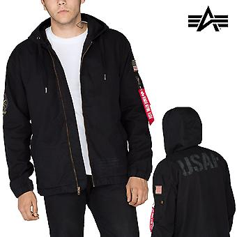 Giacca USAF Newport Alpha industries