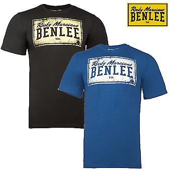 William mens T-Shirt box label