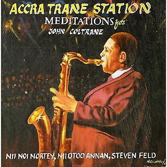 Estación de Trane de Accra - meditaciones para la importación de Estados Unidos John Coltrane [CD]