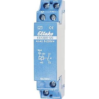 Impulse changeover switch DIN rail 1 pc(s) Eltako ES12DX-UC 1 maker 230 Vdc, 230 V AC 16 A 2000 W