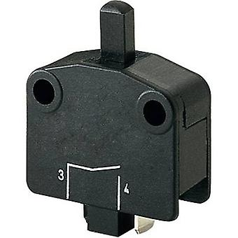 Marquardt 1115.4101 Pushbutton 250 V AC 6 A 1 x Off/(On) IP40 momentary 1 pc(s)