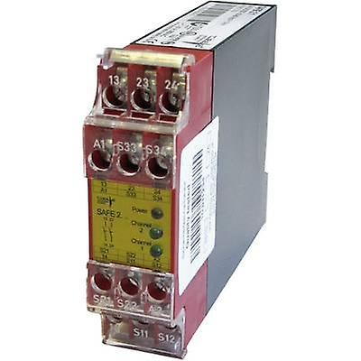 1 pc(s) SAFE 2.1 Riese Operating voltage: 24 Vdc, 24 V AC 2 makers