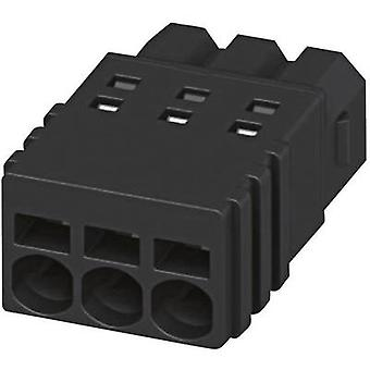 Phoenix Contact Socket enclosure - cable PTSM Total number of pins 4 Contact spacing: 2.50 mm 1778858 1 pc(s)