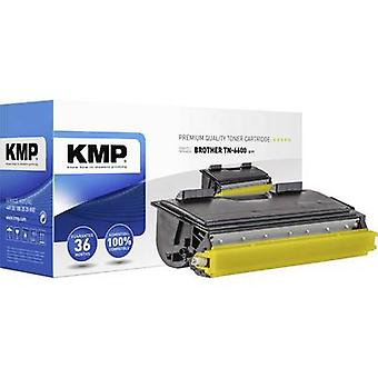 KMP Toner cartridge replaced Brother TN-6600, TN6600 Compatible Black 6000 pages B-T1