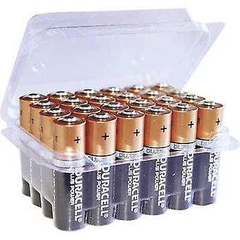 AA battery Alkali-manganese Duracell Plus Power LR06 Box