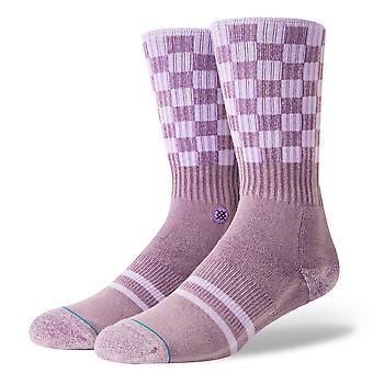 Haltung Check Me Out Crew Socken