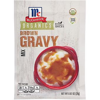 McCormick Organics Brown Gravy Mix