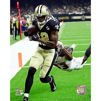 Michael Thomas 2018 Action Photo Print