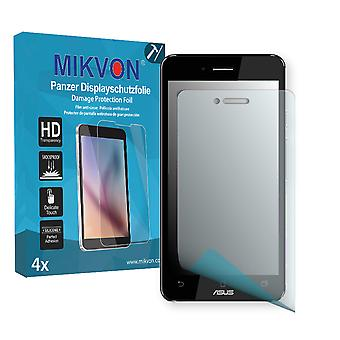 Asus A80 PadFone Infinity Screen Protector - Mikvon Armor Screen Protector (Retail Package with accessories)