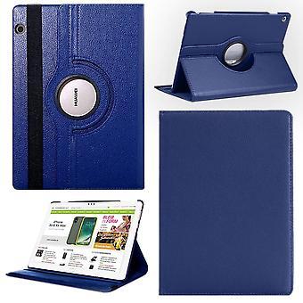 Para Apple iPad Pro 12,9 2018 3rd Gen saco de capa case 360 grau Blau Kunst estojo de couro novo