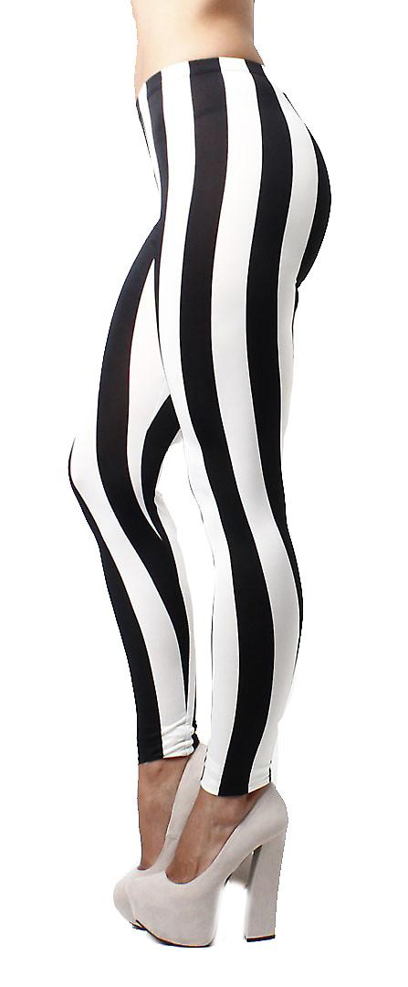 Waooh - Fashion - Leggins, Rayuresicales