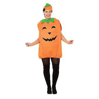 Unisex Pumpkin with Headpiece