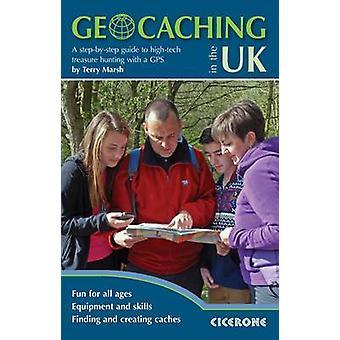 Geocaching au Royaume-Uni - A Guide étape par étape pour la chasse au trésor high-tech