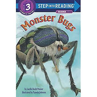Monster-Bugs (Schritt zu lesen: ein Schritt 3-Buch (Taschenbuch))