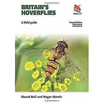 Syrphidae de Grande-Bretagne: un Guide de terrain, révisé et mis à jour le Second edition (WILDGuides)