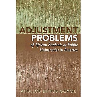 Adjustment Problems of Africa
