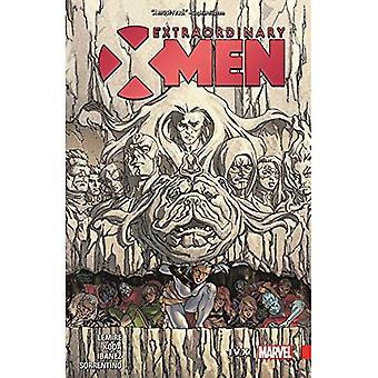 X-homens extraordinários, Volume 4