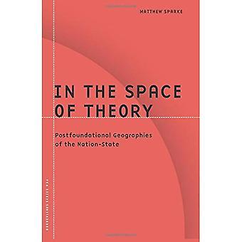 No espaço da teoria: geografias Postfoundational do Estado-nação (fronteiras)