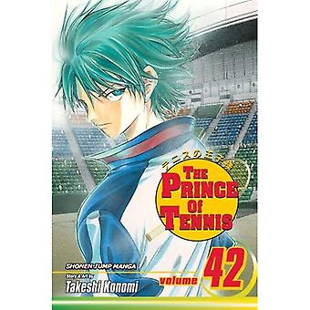 The Prince of Tennis, Volume 42