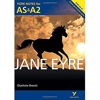Jane Eyre: York Notes for AS & A2 (York Notes Advanced)