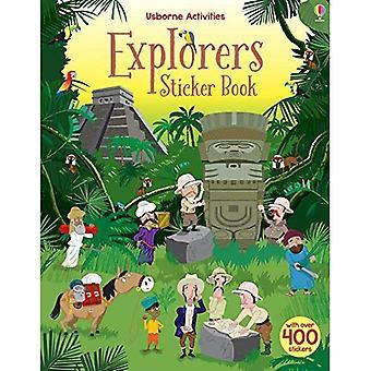 Exploradores de figurinhas