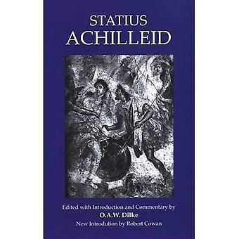 Statius: Achilleid (klassiska utgåvor)