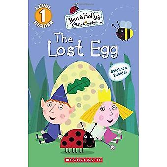 Förlorade ägg (Ben & hollys lilla rike)