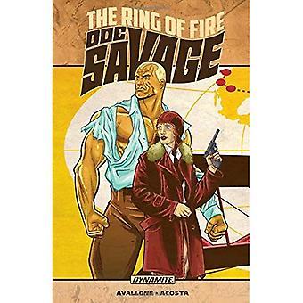 Doc Savage: Le cercle de feu