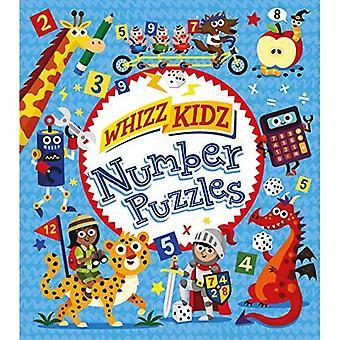 Whizz Kidz: Nummer pussel (Whizz Kidz pussel)