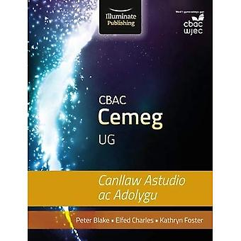 CBAC UG Cemeg Canllaw Astudio ac Adolygu