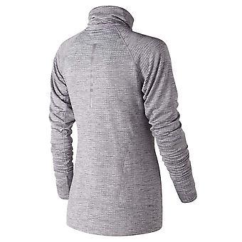 New Balance Womens Heat LS Top Long Sleeve Performance Shirt
